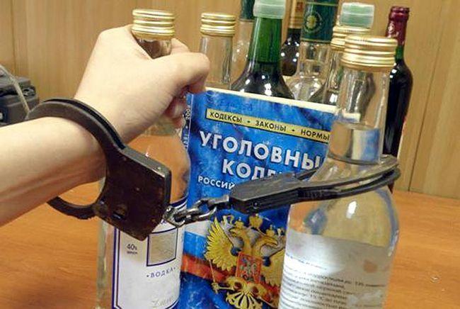 Закон про заборону продажу алкоголю неповнолітнім