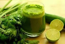 Зелені коктейлі рецепти